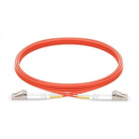 Fiber Patch Cable OM2-LC-LC-DX-1M-LSZH